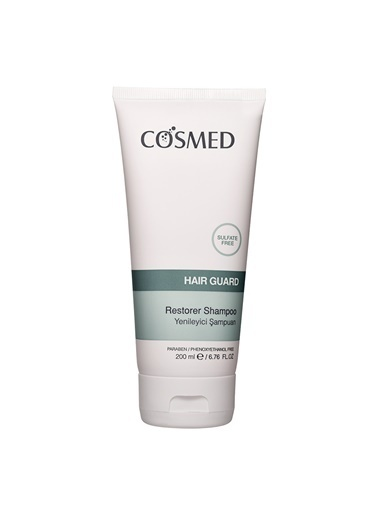 Cosmed Hair Guard Yenileyici Şampuan 200 ml Renksiz